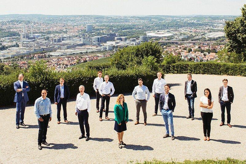 Startup Team Stuttgart