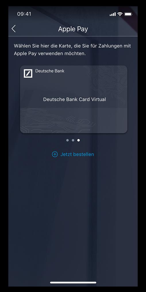Apple Pay Deutsche Bank Deutsche Bank Privatkunden