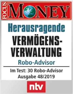 """<img alt=""""Siegel von Fokus Money zeichnet aus als herausragende Vermögensverwaltung"""" />"""