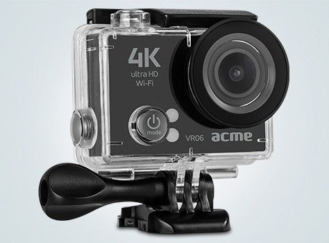 Acme 4K UHD Action-Cam VR 06