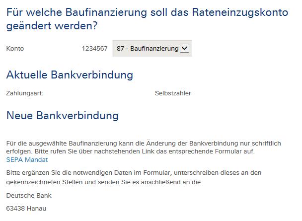 Services Onlineselfservices Deutsche Bank Privatkunden