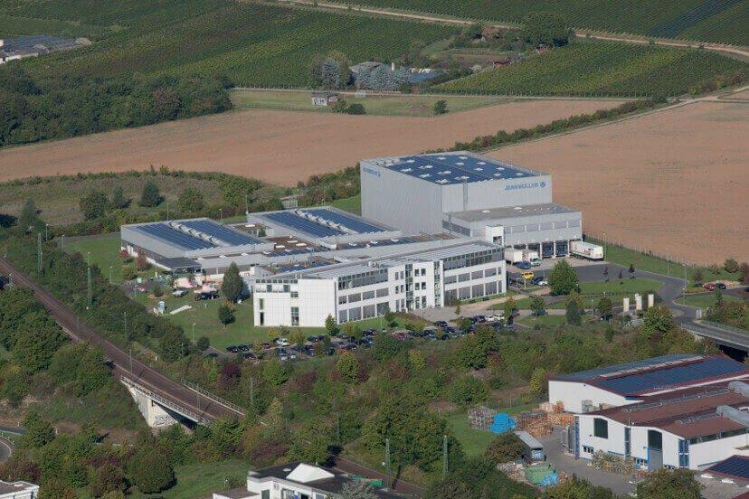 Jean Müller GmbH Elektrotechnische Fabrik