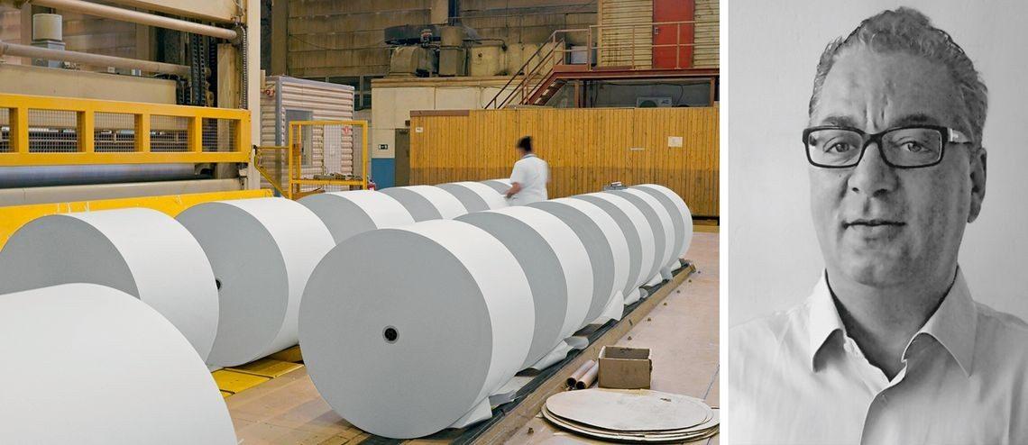 Globalsource: Papier geht um die Welt